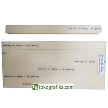 Cutting Stick Ukuran 20 x 20 x 270 mm.  Nylon White or Black