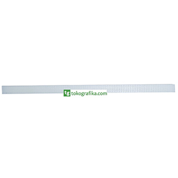 Cutting Stick Ukuran 10 x 10 x 390 mm. Nylon White or Black