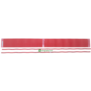Cutting Stick Polar 115 Ukuran 10 x 4.5 x 1160 mm. Eurostick Red