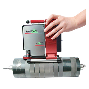 Troika  - Anicam  3D Inspection  Anilox Cylinder