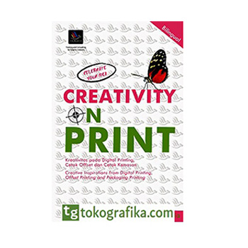 Buku Creativity on Print