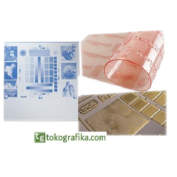 Printing Plate / Pelat Cetak
